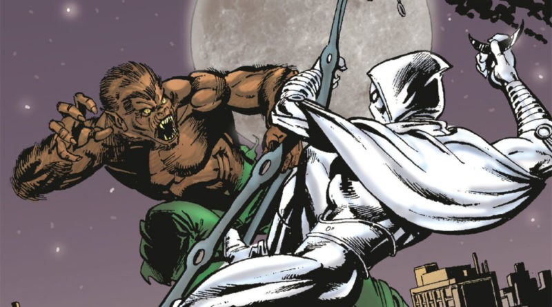 werewolf by night moon knight