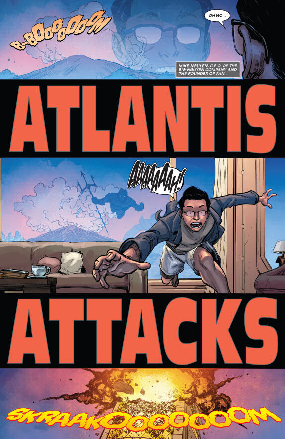 Atlantis Attacks
