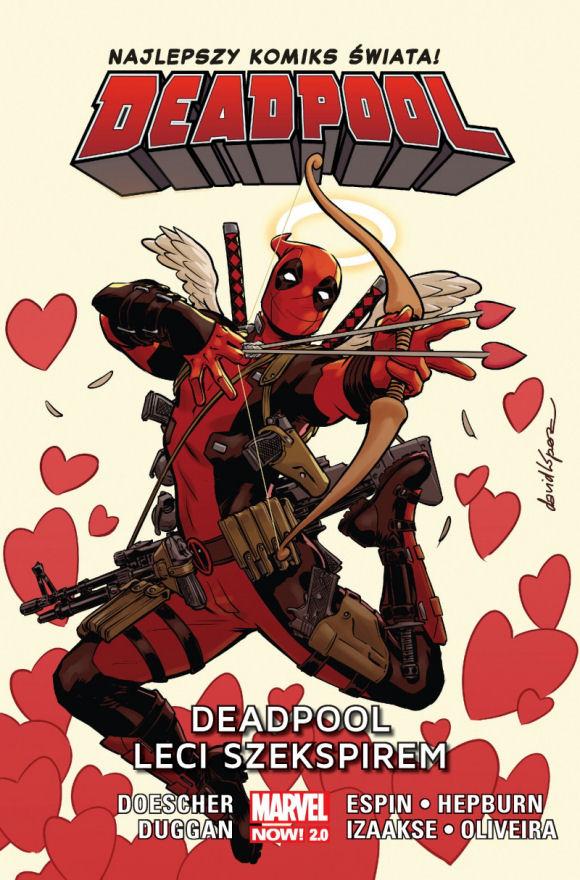 """""""Deadpool: Deadpool leci Szekspirem"""" (tom 7) – Recenzja"""