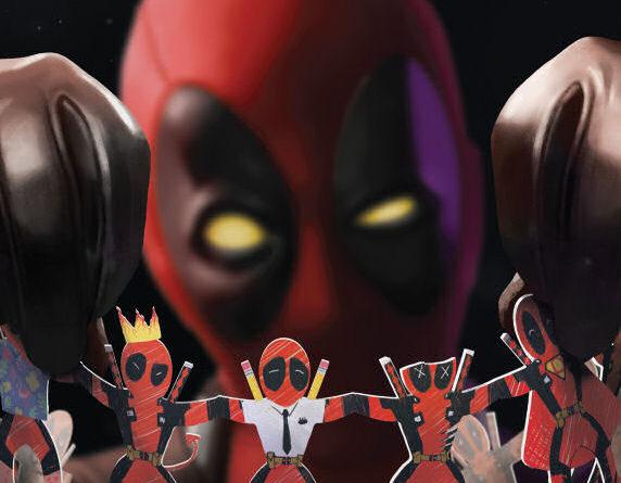 Deadpool, The End