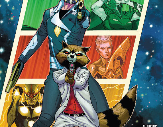 """Guardians of the Galaxy #1"" (2020) – Recenzja"