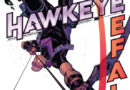"""""""Hawkeye: Freefall #1"""" (2020) – Recenzja"""