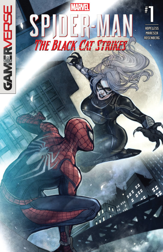 """Marvel's Spider-Man: The Black Cat Strikes #1"" (2020) – Recenzja"