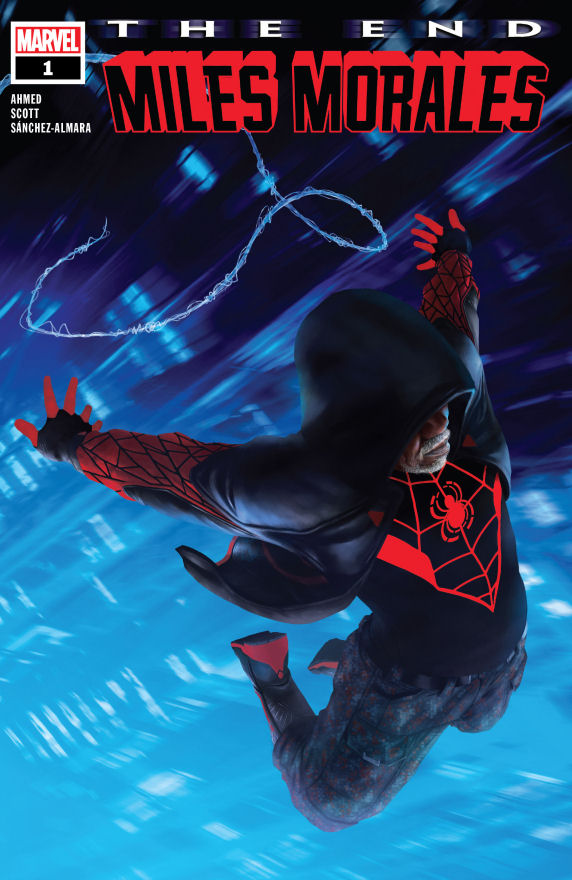 Miles Morales The End