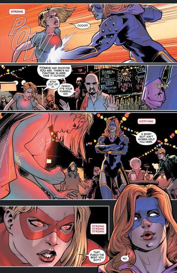 Star, Captain Marvel, Ripley Ryan