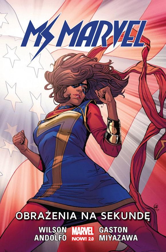 """Ms Marvel: Obrażenia na sekundę"" (Tom 7) – Recenzja"