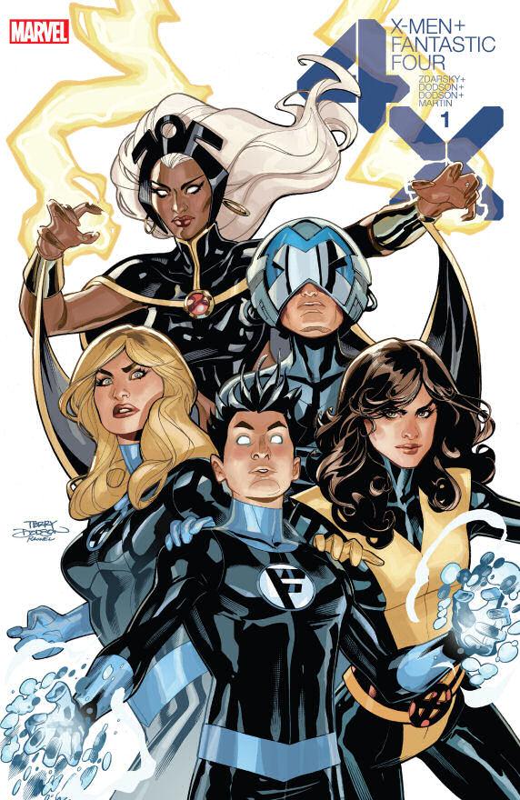 X-Men, Fantastic Four