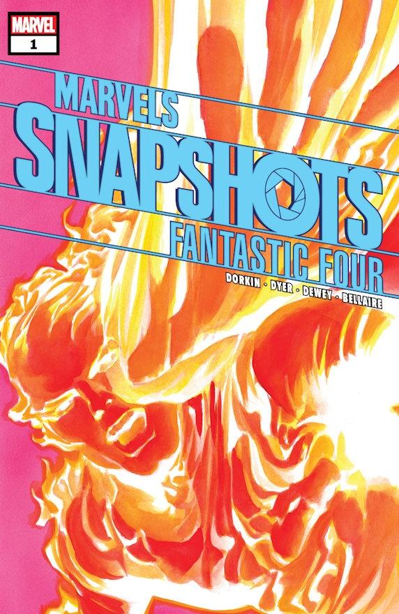 """Fantastic Four: Marvels Snapshot  #1"" (2020) – Recenzja"
