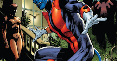 Giant-Size X-Men Nightcrawler