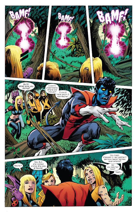 Giant-Size X-Men Nightcrawler