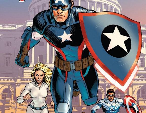 """Kapitan Ameryka: Steve Rogers"" (Tom 1) – Recenzja"