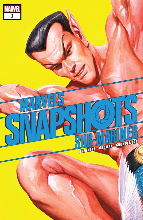 Namor, Sub-Mariner