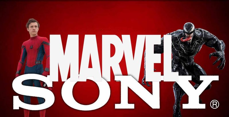 marvel sony disney