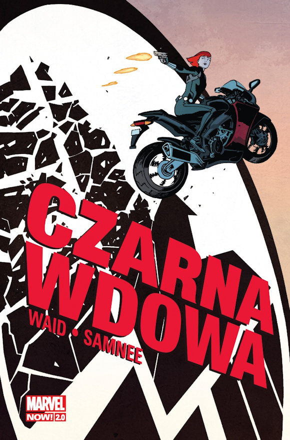 Black Widow, Czarna Wdowa
