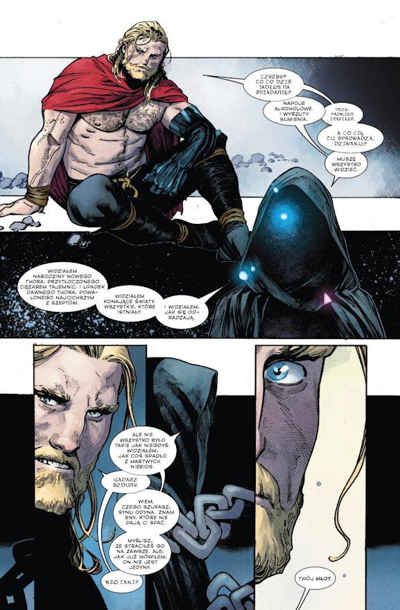 Niegodny Thor