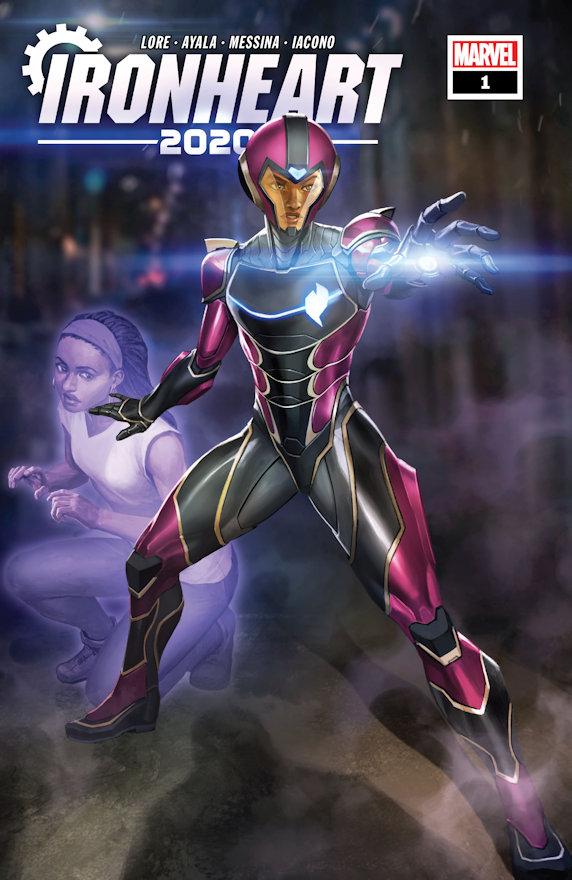 """2020 Ironheart #1"" (2020) – Recenzja"