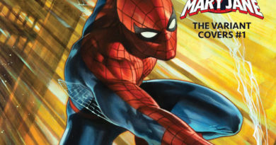 Amazing Spider-Man & Mary Jane, The Variant Covers