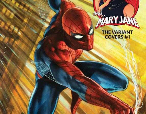 """""""Amazing Spider-Man & Mary Jane: The Variant Covers #1"""" (2020) – Recenzja"""