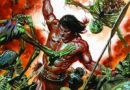 """""""Conan – Miecz barbarzyńcy: Kult Kogi Thuna"""" (Tom 1) – Recenzja"""