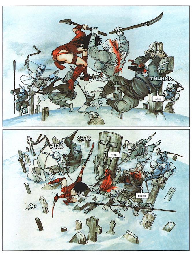 Daredevil, Frank Miller