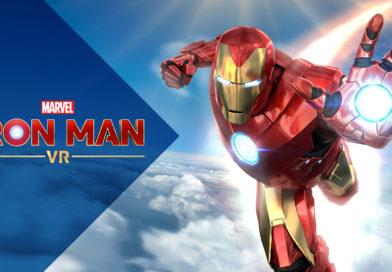 """""""Iron Man VR"""" – data premiery, opis fabuły i przedsprzedaż gry"""