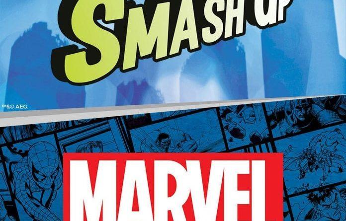 Marvel Smash Up
