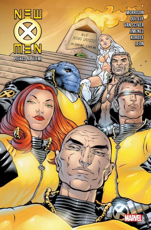 """""""New X-Men: Piekło Na Ziemi"""" (Tom 2) – Recenzja"""