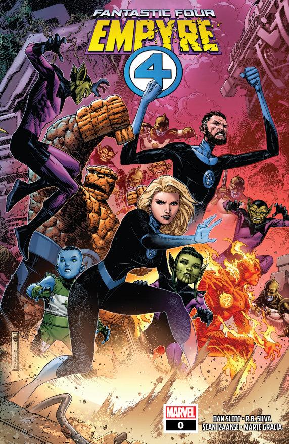 """Empyre #0: Fantastic Four"" (2020) – Recenzja"