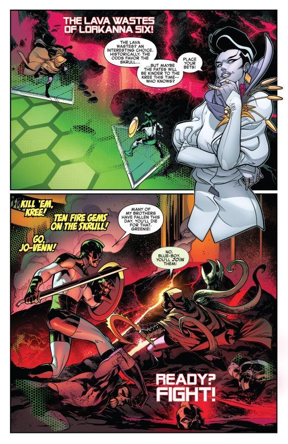 Empyre, Fantastic Four