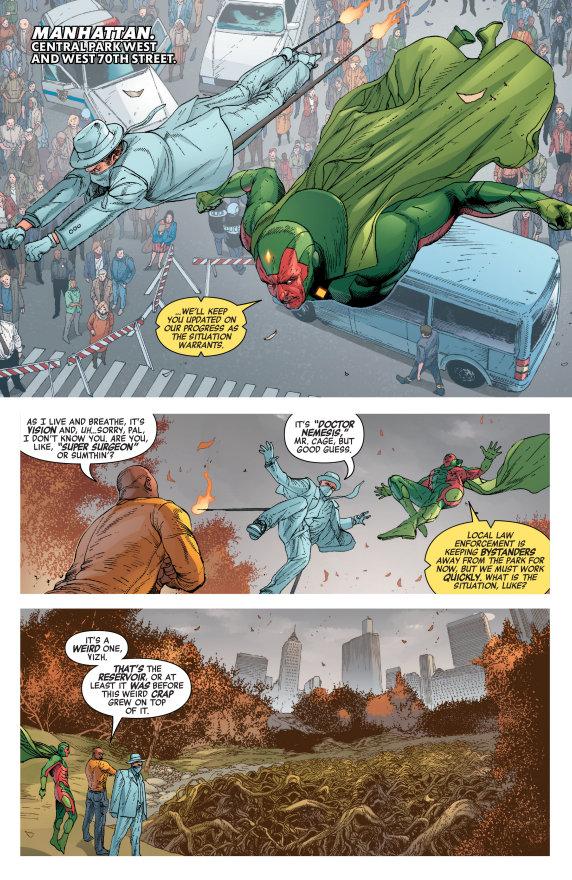 Empyre, Avengers