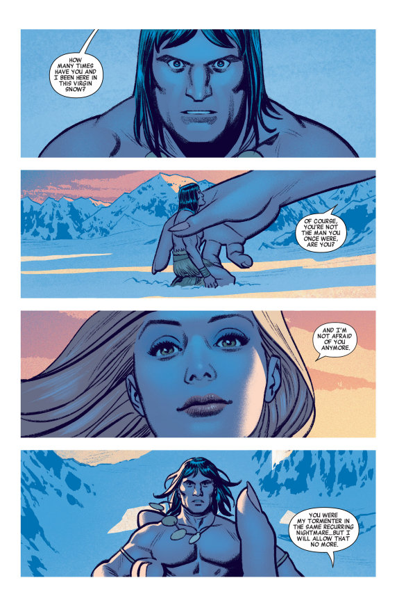 Empyre, Savage Avengers