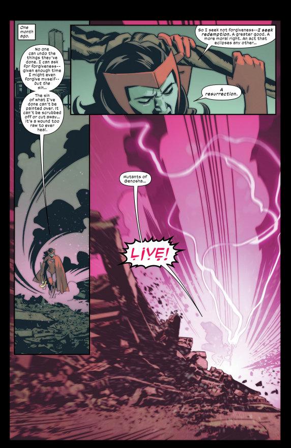 Empyre, X-Men