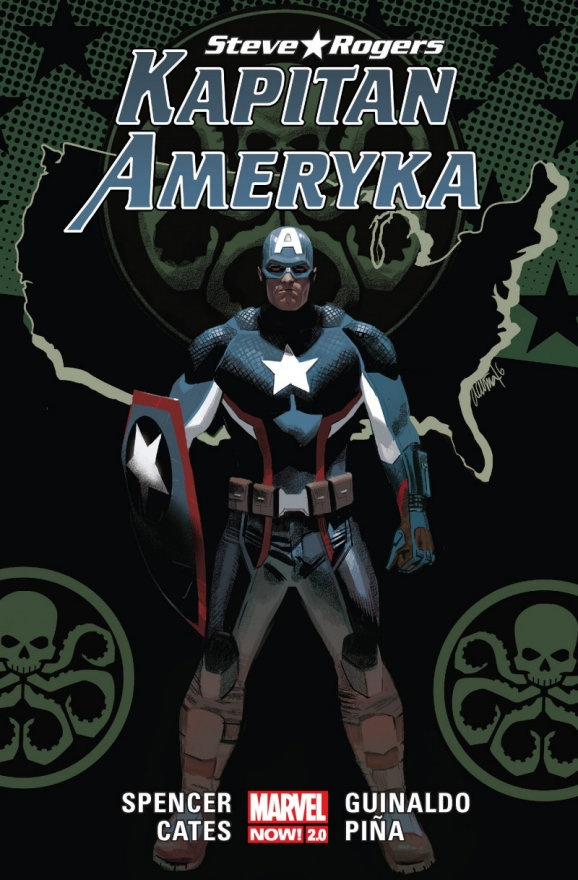 Kapitan Ameryka, Steve Rogers
