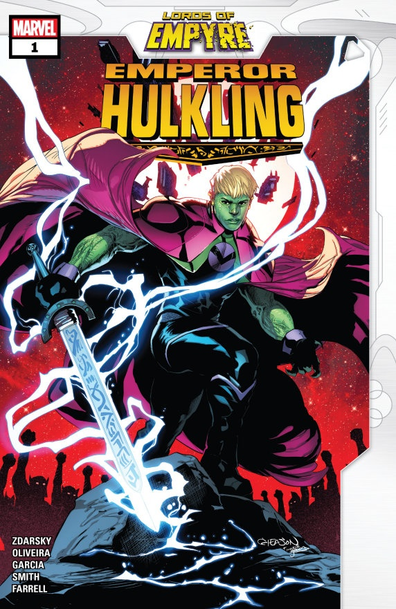 Lords Of Empyre, Hulkling