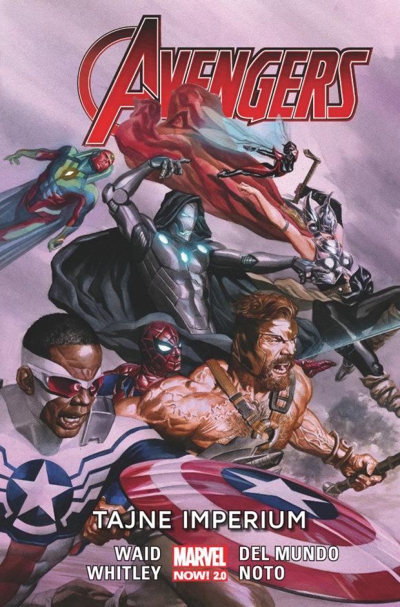 Avengers, Tajne Imperium, Secret Emprie
