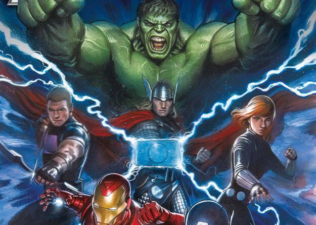 Avengers: Wszyscy chcą rządzić światem, Insignis