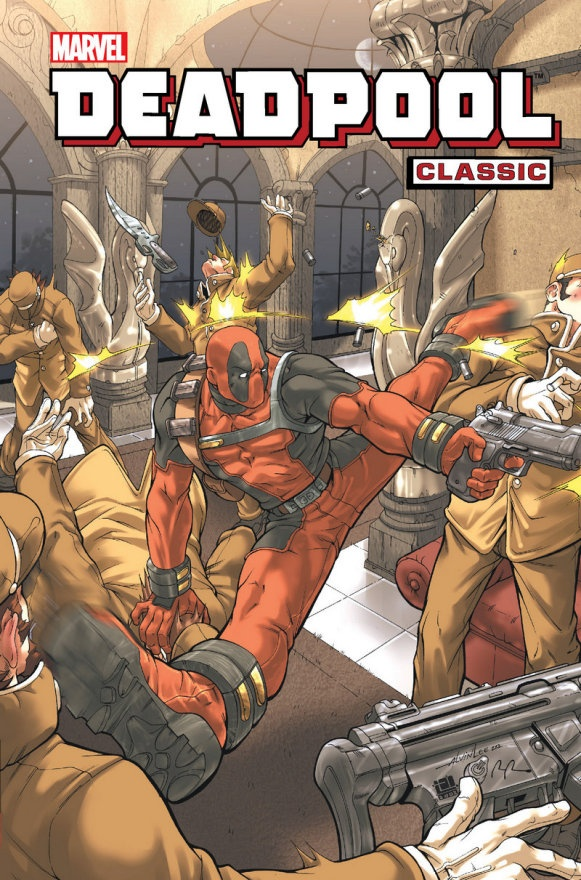 """Deadpool Classic"" (Tom 9) – Recenzja"