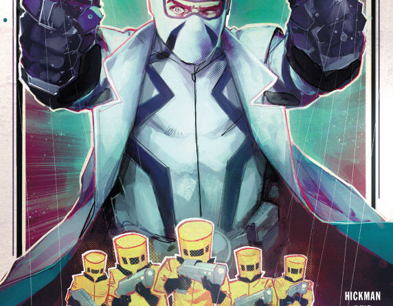 Giant-Size X-Men, Fantomex