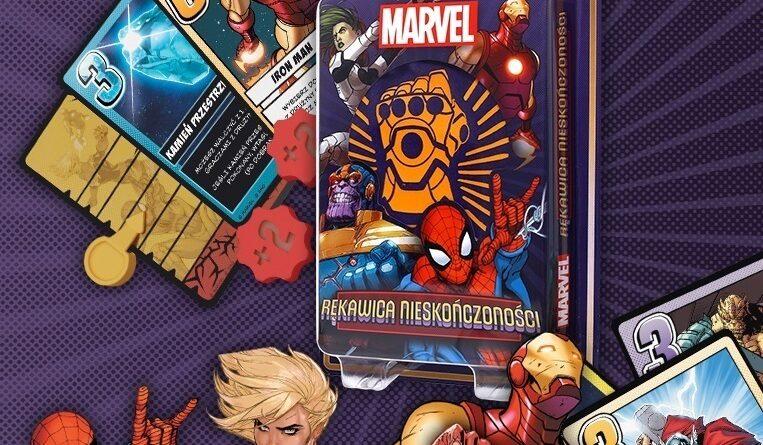 Marvel, Rękawica Nieskończoności