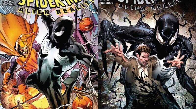 Symbiote Spider-Man, Alien Reality