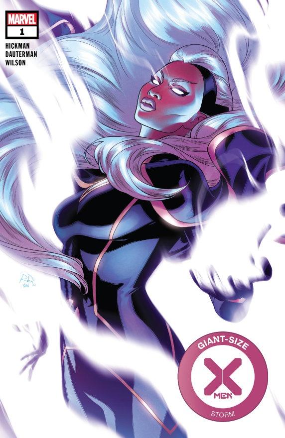 Giant-Size X-Men, Storm