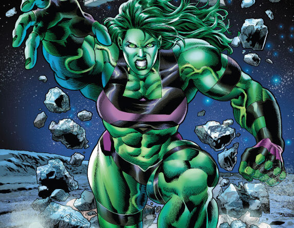 Immortal She-Hulk