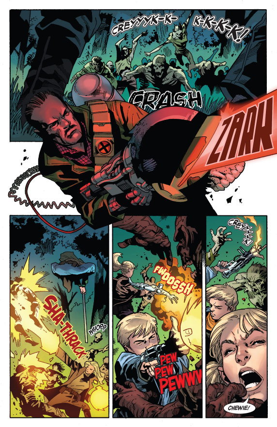 Marvel Zombies Resurrection