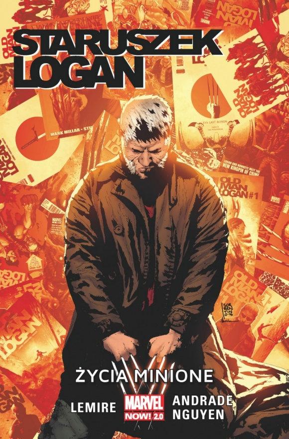 """""""Staruszek Logan: Życia Minione (Tom 6)"""" – Recenzja"""