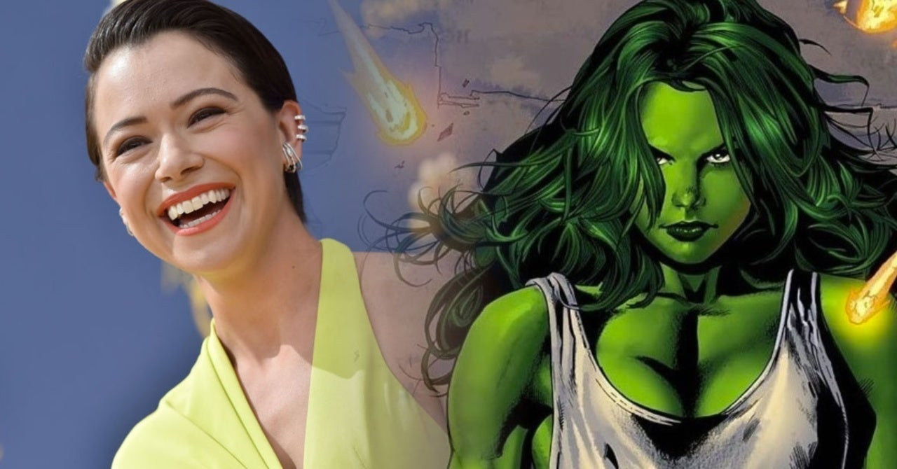Tatiana Maslany She-Hulk