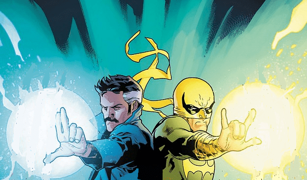 Doctor Strange, Iron Fist
