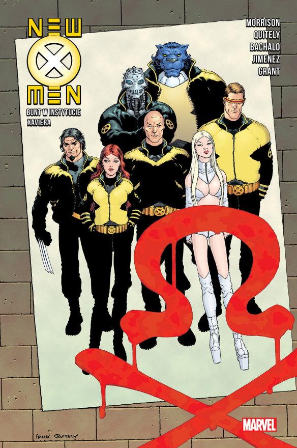 """""""New X-Men: Bunt w Instytucie Xaviera"""" (Tom 3) – Recenzja"""