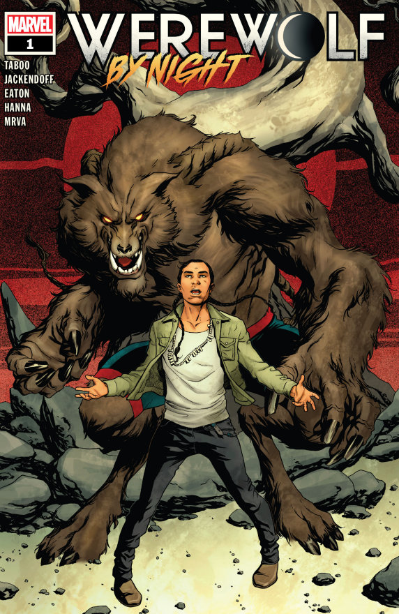 """Werewolf By Night #1"" (2020) – Recenzja"