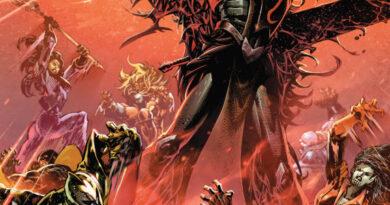 Web Of Venom, Empyre's End