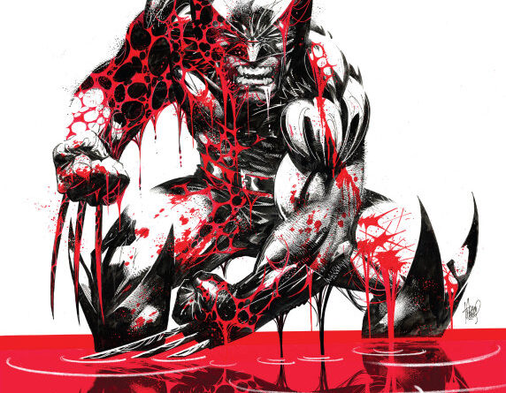 Wolverine Black, White & Blood